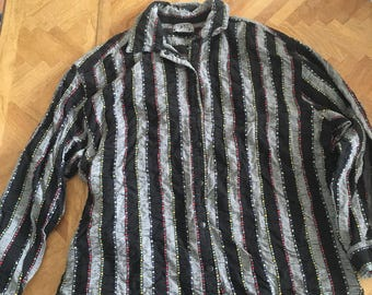 Vintage espirit button up shirt