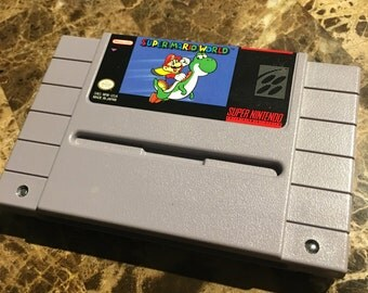 SNES 1990 Super Mario World