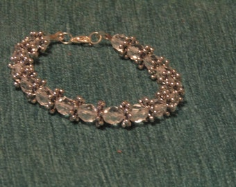 SALE Champagne Bubble Bracelet