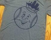 NEW Kansas City Baseball Vintage Inspired Custom T-Shirt