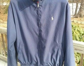 Ralph Lauren, Polo, bomber jacket, men's jacket, lightweight jacket