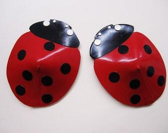 Ladybird Latex Pasties