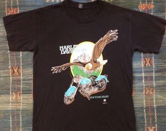 Tee shirt Harley Davidson