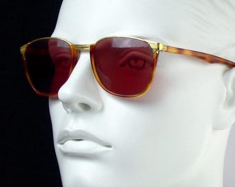 Desa mod. Vincent / Vintage 80's  Sunglasses / N O S  / made in Italy || art. 592