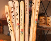 Time to Hike!/Personalized Walking/Mothers Day/ Hiking Sticks/Gift for Her/ Boyfriend Gift/Girlfriend Gift/ Fathers Day/