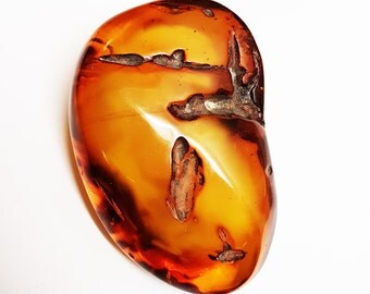 Perfect for amber collectors!!! Huge Baltic Amber 220g.