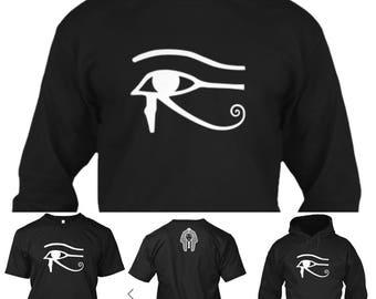 Eye of Horus/ Egyptian Shirt