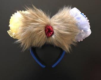 Beauty and the Beast Ears - Princess Ears -  Disney Ears