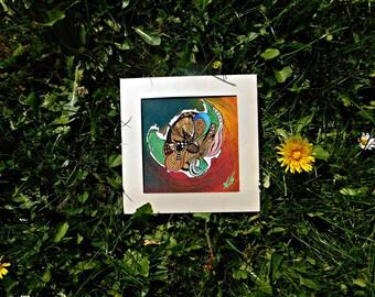 Flower psych