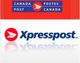 Xpresspost Shipping w/ Tracking FOR Timothy
