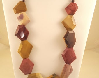 Rare Mookaite Necklace