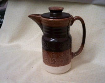 Retro Coffee Pot by Lord Nelson in the Celtic Design