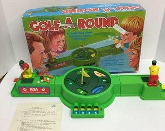 Golf A Round Game