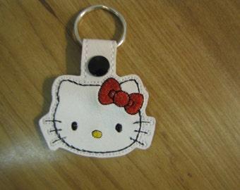 Hello Kitty Key Fob