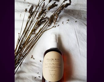 Sweet Dreams Pillow Mist 100% pure essential oils (4oz)