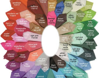 """Tissue Paper - Tissue Paper Sheets - Colored Tissue Paper - Tissue Papers - 24 Sheets Per Pack - 20x30"""" - Choose Your Colors"""