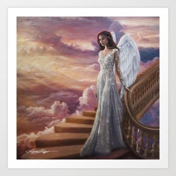 Stairway to Heaven - Paper Print