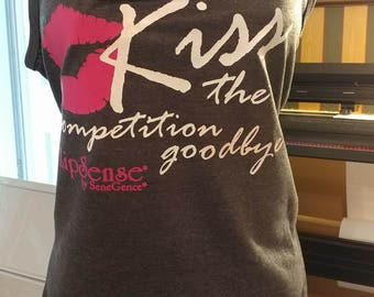 Kiss the Competition Goodbye Tank