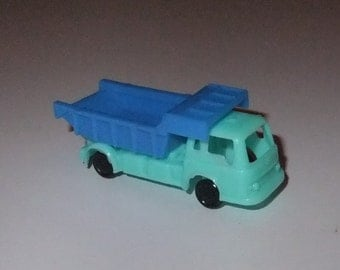 Grisoni toy truck plastic vintage c1970s  made in Italy