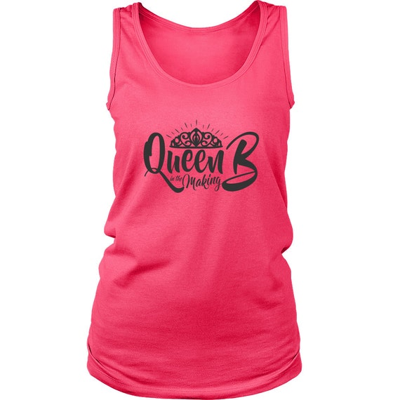 Womens Tank - Queen B In The Making