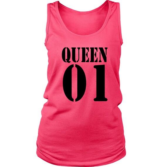 Queen 01 Women's Tank Tanks Best Gift Ideas For Women