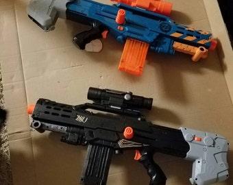 Regal Striker (Custom Painted Nerf Gun)