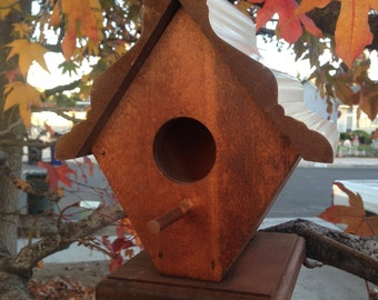 Home for the birds