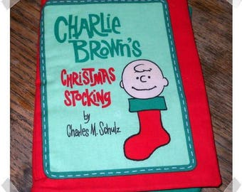 Charlie Brown Christmas Book