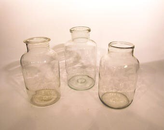 Pickle Sauerkraut Jar Vintage German