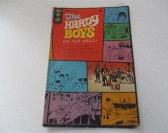 Vintage The Hardy Boys Comic Book NO 1 1970