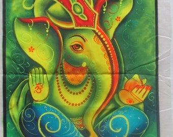 Abstract Lord Ganesh Painting