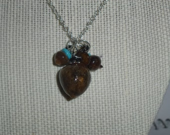 Acorn Necklace #71