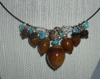 Acorn Necklace #82