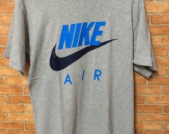 Vintage Nike Air Japan Logo Swoosh Tshirt