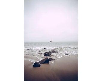 Sea Printable - Coastal Print - Sea Digital Photo - Beach Photo - Seascape - Seaside - Vertical Photo - Digital Download - Instant Download