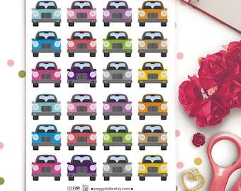 Car Planner Stickers | Car Repair | Car Maintenance | Mechanic | Services | Repair Tool | Wrench