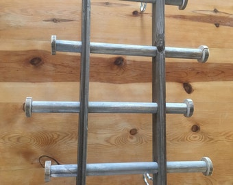 Ladder Pot Rack Etsy