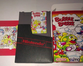 Bubble Bobble 2 NES (NTSC-US)