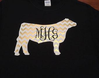 Show Steer T-Shirt