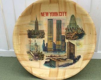 NYC Souvenir Bowl