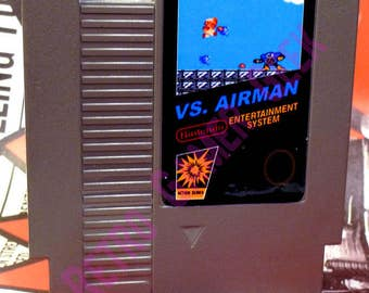 Mario VS. Airman for NES  Insanely Cool Game