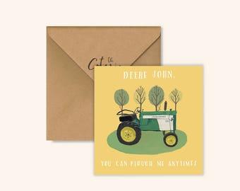 Deere John by Chloe Joyce Designs