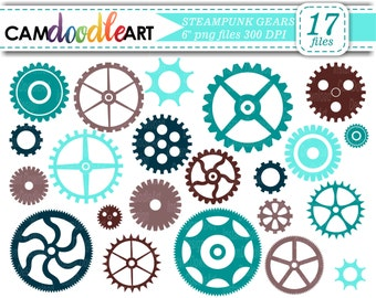 """Shop """"steampunk gears"""" in Art & Collectibles"""