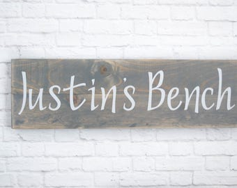 Personalized Sign - Rustic Wall Signs - Family Name Established Sign - Personalized Signs for Home - Garden Sign - Wood Est. -