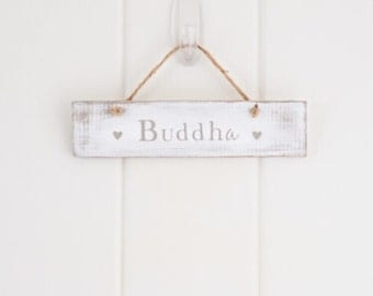 Yoga Sign,Love Yoga,Shabby Chic,Positive,Rustic Home Sign, Wooden Sign, Home Decor, Signage, Gift,spiritual quotes,house warming gift