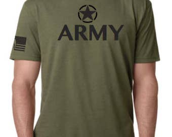 Army Men's Tee