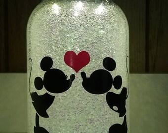Minnie and Mickey Nightlight