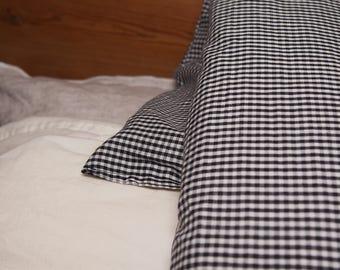 Quilt, quilt, floor 100% cotton gingham 95 x 140 cm