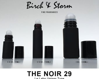 The NOIR 29 by LE LABO Unisex type - 100% Pure Perfume Fragrance Body Oil Roll On - Uncut - No Alcohol