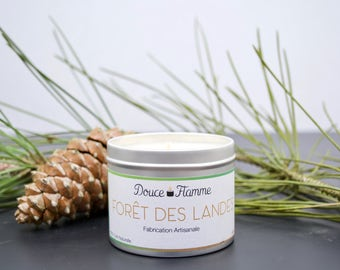 THE LANDES forest scented candle